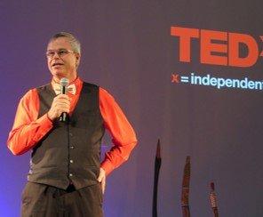 David Burston TEDxJCU Cairns communication training & coaching